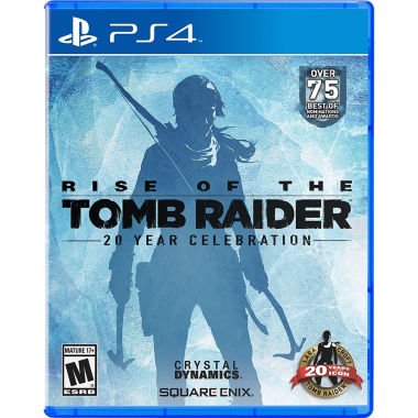 jcpenney.com | Square Enix Rise of the Tomb Raider: 20 Year Celebration - PlayStation 4
