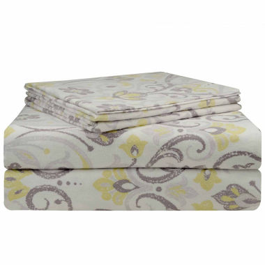 jcpenney.com | Pointehaven Superior Weight Flannel Sheet Set