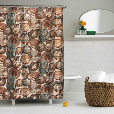 jcpenney.com | Artisan Shower Curtain