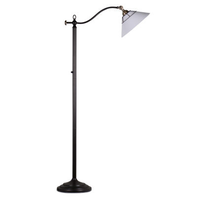 Dale tiffany led laurel downbridge floor lamp jcpenney dale tiffany led laurel downbridge floor lamp aloadofball