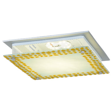 jcpenney.com | Dale Tiffany™ LED Newton Flush Mount