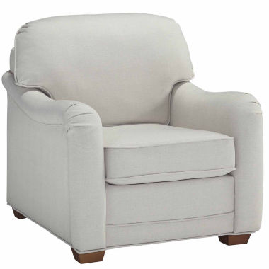 jcpenney.com | Heather Chair Faux Leather Chair