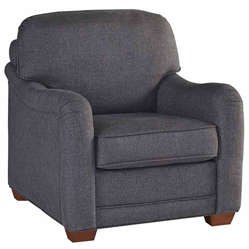 Megean Chair Faux Leather Chair