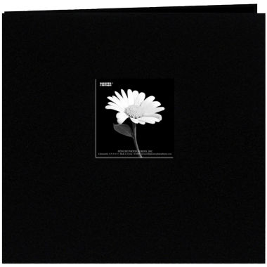 "jcpenney.com | Book Cloth Cover 12 x 12"" Postbound Album"