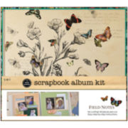 1-Hour Field Notes Album Scrapbook Kit