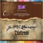 "Core'dinations Distressed Cardstock 12 X 12""-36 Sheets"