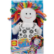 ALEX TOYS® Color & Cuddle Washable Doll Kit