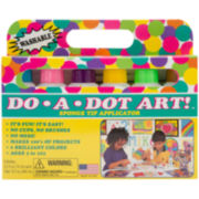 Do-A-Dot Art!™ 6-Pack Sponge Tip Markers