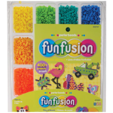 jcpenney.com | Perler® Fun Fusion™ 4000-pk. Tray of Beads