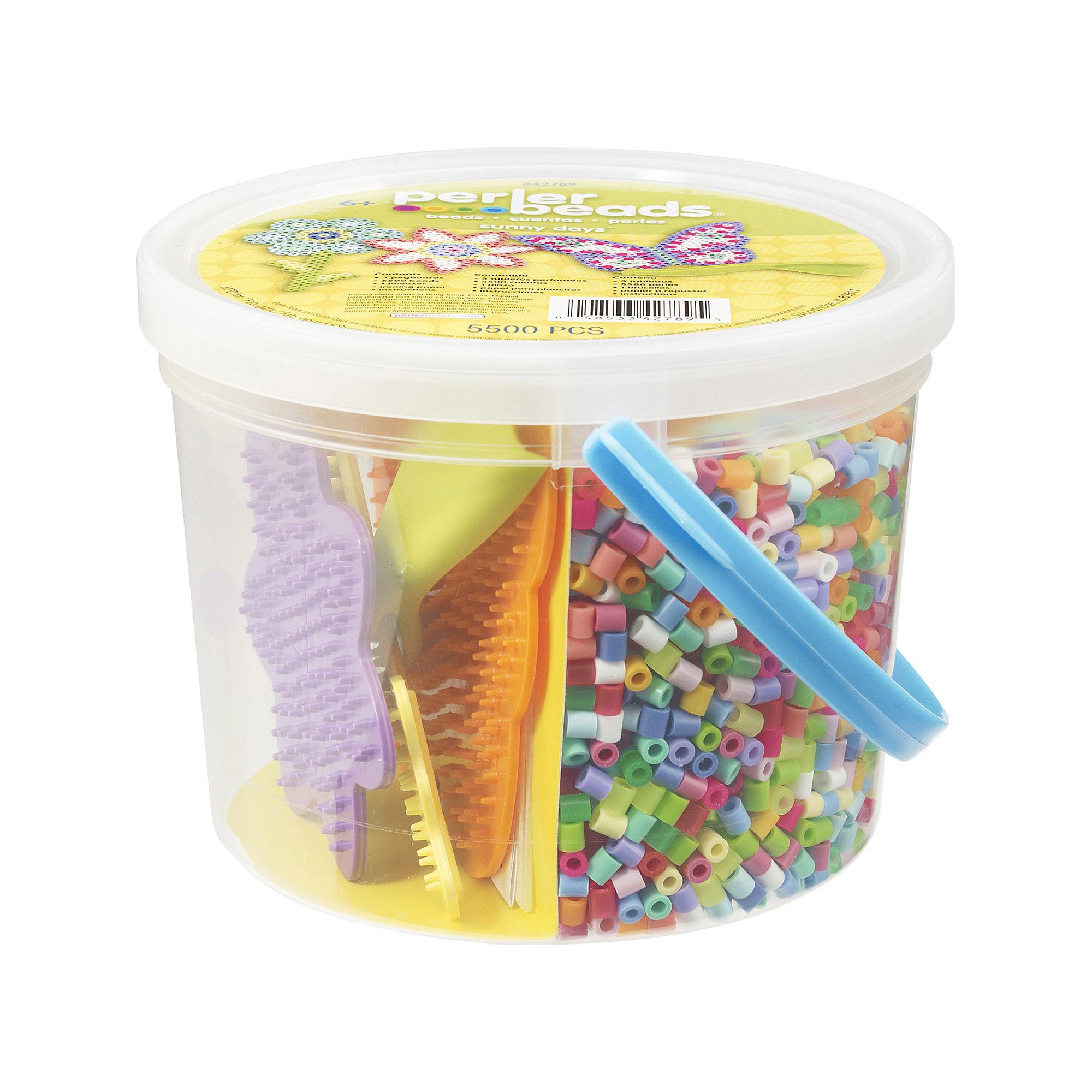 048533427895 UPC - Perler Fuse Bead Bucket Activity Kit