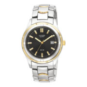 Citizen® Mens Two-Tone Watch with Date BK2284-54H