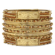Seed Bead 14-pc. Bangle Set