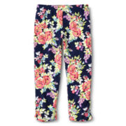 Arizona Print Capri Leggings - Girls 6-16 and Plus