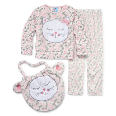 jcpenney.com | Pant Pajama Set Girls