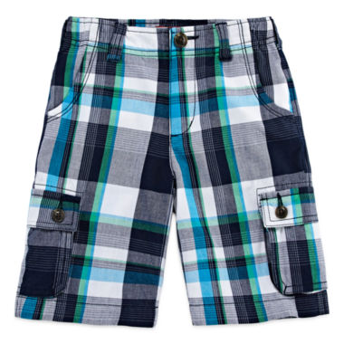 jcpenney.com | Arizona Woven Cargo Shorts - Preschool Boys