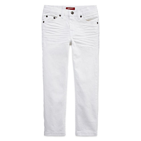 Arizona Boys Regular Fit Jeans - Preschool 4-7
