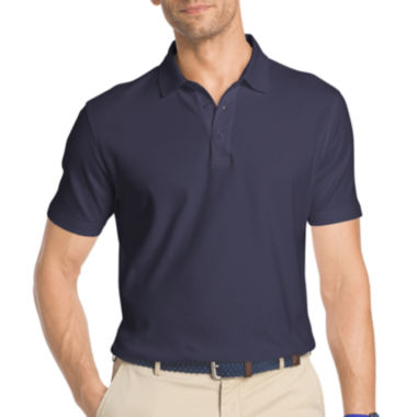 jcpenney.com | IZOD Short Sleeve Solid Polo Shirt