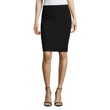 jcpenney.com | Worthington Essential Pencil Suiting Skirt