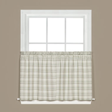 jcpenney.com | Saturday Knight Mariana Rod-Pocket Window Tiers