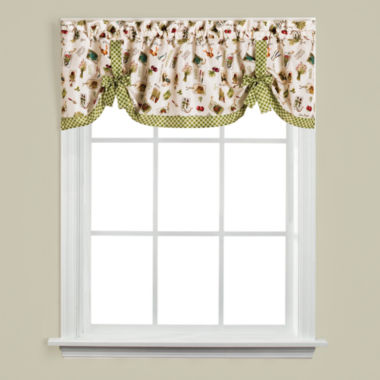 jcpenney.com | Saturday Knight Homegrown Rod-Pocket Valance