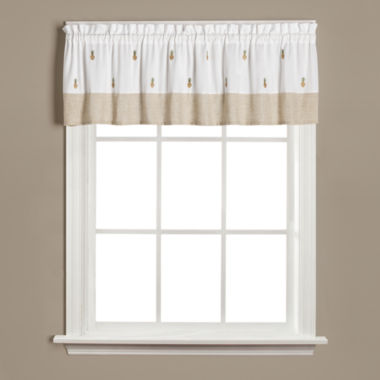 jcpenney.com | Saturday Knight Welcome Rod-Pocket Tailored Valance