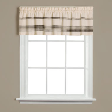 jcpenney.com | Saturday Knight Sundance Rod-Pocket Valance