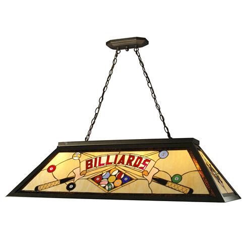 Dale Tiffany™ Billards Island Hanging Fixture