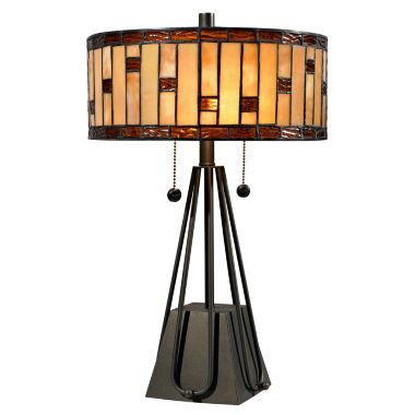 jcpenney.com | Dale Tiffany™ Mojave Table Lamp