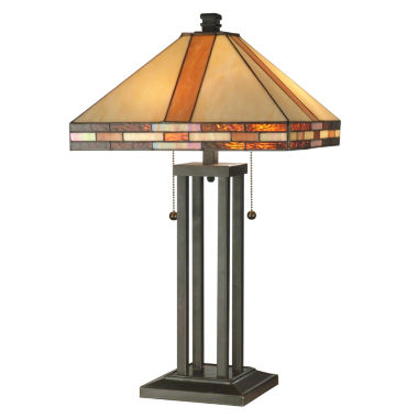 jcpenney.com | Dale Tiffany™ Bellow Mission Table Lamp