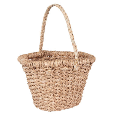 jcpenney.com | Household Essentials Wicker Tote Basket