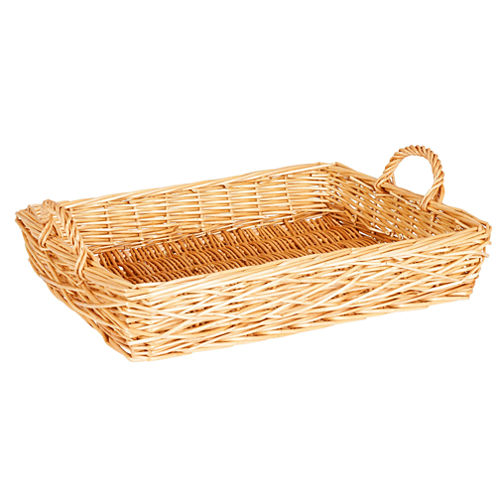 Household Essentials® Spring Bird Nest Willow Storage Tray
