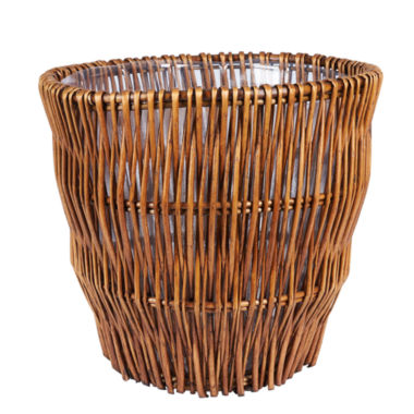 jcpenney.com | Household Essentials® Medium Reed Willow Waste Basket