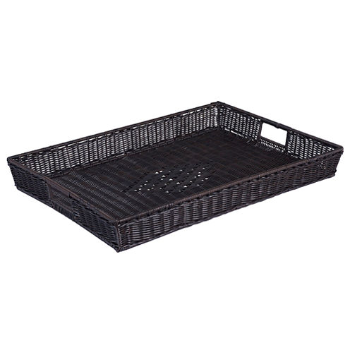 Household Essentials® Kingston Large Storage Tray
