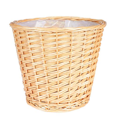 Household Essentials® Medium Willow Waste Basket