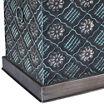 Household Essentials® Large Chelsea Metal Storage Box