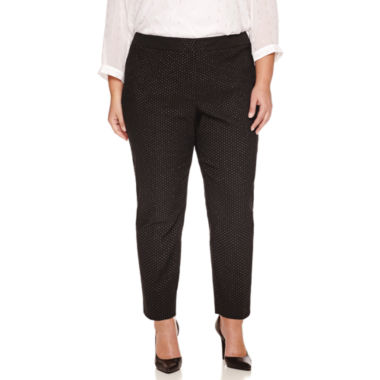 jcpenney.com | Liz Claiborne Ankle Pants Plus