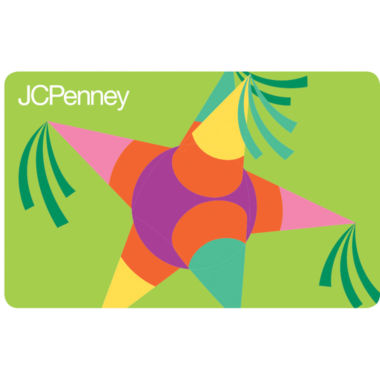 jcpenney.com | $250 Pinata Gift Card