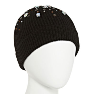 jcpenney.com | Mixit™ Jeweled Beanie