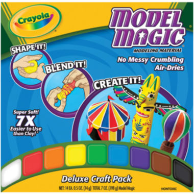 jcpenney.com | Crayola® Model Magic Delux Craft Pack