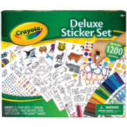 Crayola® Deluxe Sticker Set