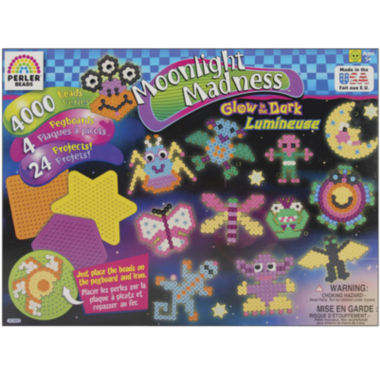 jcpenney.com | Perler Beads™ Moonlight Madness Glow in the Dark Activity Kit