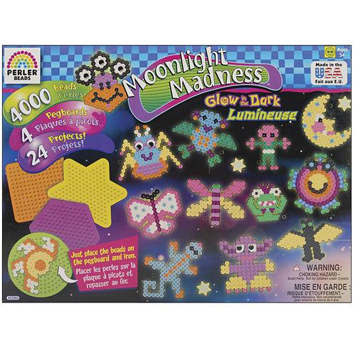 Perler Beads™ Moonlight Madness Glow in the Dark Activity Kit