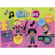 Perler Beads™ Fun Fusion™ Rock & Roll Value Activity Kit