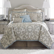 Cadiz 7-pc. Jacquard Comforter Set & Accessories