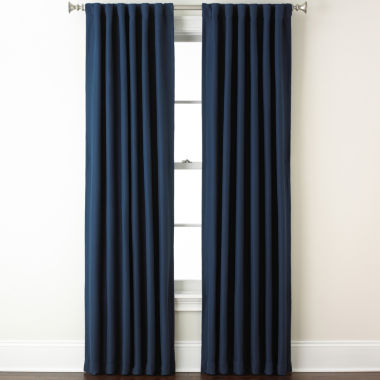jcpenney.com | Eclipse® Fresno Rod-Pocket/Back-Tab Blackout Curtain Panel