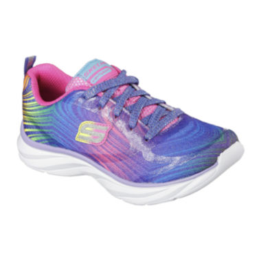 jcpenney.com | Skechers® Pepsters Sparky Spirit Girls Athletic Shoes – Little Kids