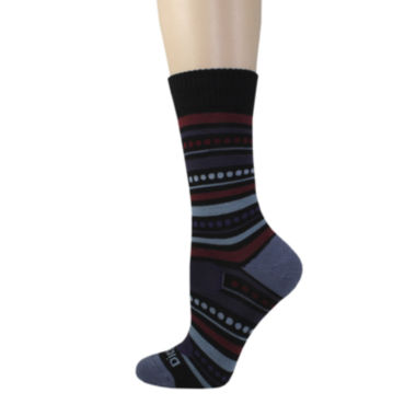 jcpenney.com | Dickies® Womens Wool-Blend Striped Crew Socks