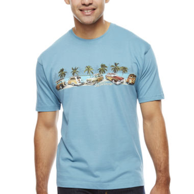 jcpenney.com | No Bad Days® Woody Beach Band Graphic Tee