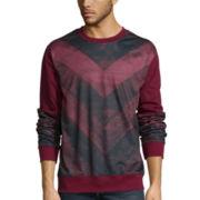 Waimea Chevron-Print Sweatshirt