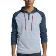 Burnside® Pullover Jersey Hoodie